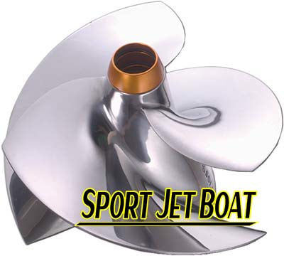 Scarab Impeller For Jet Boat Solas